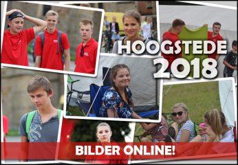 Bilder 2018 online!